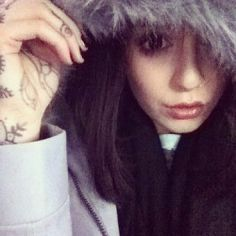 Hannah Snowdon. She's the epitome of perfection you guys.