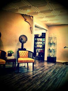 Our beautiful salon! | Yelp
