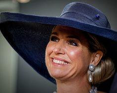 King Willem-Alexander and Queen Maxima visit New Zealand, Auckland. 9-11-2016