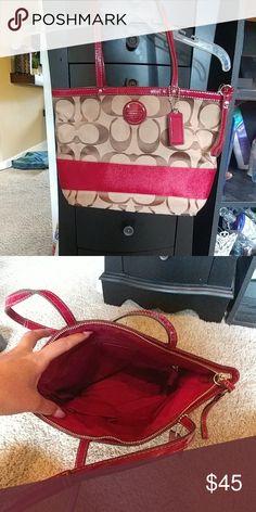 Spotted while shopping on Poshmark  Coach purse!  poshmark  fashion   shopping   7185f61da3