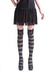 Tattooed Tights, Perfect for Halloween Just $6.98 Shipped! -