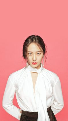 Explore Krystal Wallpaper on WallpaperSafari Krystal Fx, Jessica & Krystal, Jessica Jung, Korean Girl, Asian Girl, Krystal Jung Fashion, Camille, K Idol, Girl Crushes