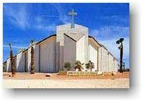 Shrine of the Holy Redeemer, Las Vegas, NV