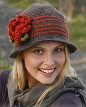 Womans Crochet Hat Patten
