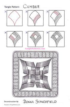 Realistic Flower Drawing, Simple Flower Drawing, Zantangle Art, Zen Art, Zen Doodle Patterns, Zentangle Patterns, Zentangle Drawings, Doodles Zentangles, Tangle Doodle