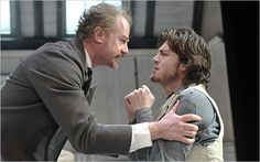 tales-of-the-fox: Another play I would love to have seen - directed by Alan Rickman btw: Creditors Bbc Musketeers, Tom Burke, Alan Rickman, Young Actors, Fangirl, Fictional Characters, Theatre, Nerd, Play