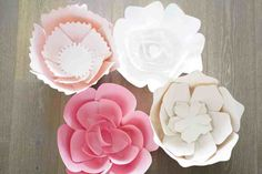 You are in the right place about giant Paper Flowers Here we offer you the Paper Flower Backdrop Wedding, Paper Flower Decor, Large Paper Flowers, Crepe Paper Flowers, Tissue Flowers, Wedding Paper, Large Paper Flower Template, Paper Flower Tutorial, Construction Paper Flowers