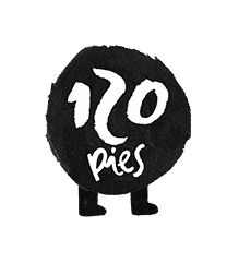 120 Pies, un proyecto de Branding & Web Design por The Woork Co