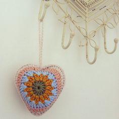 Colourful crochet Häkeln crochet ganchillo