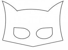 Mascara De Batman En Foami Molde