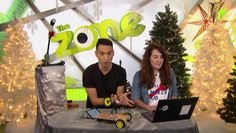 The Zone - Maker Kids; Make It Snow The Zone, How To Make Snow, Programming For Kids, This Is Us, News, Kids Programs