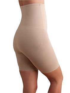 ce3e213162 TC Fine Intimates ExtraFirm Control HighWaist Thigh Slimmer M Nude    Check  this awesome product by going to the link at the image.