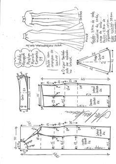 Vestido recepção Meghan Markle | DIY - molde, corte e costura - Marlene Mukai