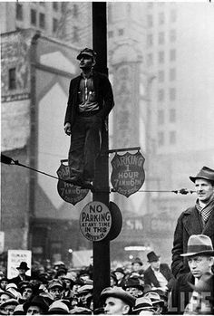 The Great Depression...