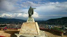 Mirador de la Ciudad de Oaxaca