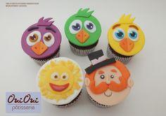 Oui Oui Pâtisserie: Bita e os Animais - Cupcakes e Minicupcakes
