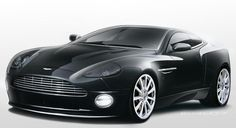 Aston Martin DB9, also kinda awesome. I like English cars.