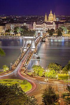 Budapest, Hungary - by Sonja Blanco, via Flickr