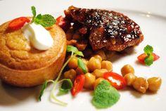Recept: Kura na mede so slanými muffinami | Nebíčko v papuľke