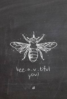 Yup, just be you. BEE-A-U-TIFUL YOU! :) #LostBumblebee: happy