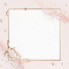 Sparkly frame psd on glitter pink background | free image by rawpixel.com / PLOYPLOY Glitter Frame, Backgrounds Free, Free Illustrations, Creative Home, Collage Art, Free Images, Festive, Frames, Sparkle