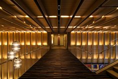 Delta Toronto's stunning hotel lobby