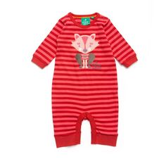 Cat Applique Baby Grow - Baby Girl Sleepsuits - Girls - Little Chickie