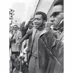 Someone asked me earlier who Fred Hampton was. He was the leader of the black panther party in Chicago. The police Assassinated him while he slept next to his pregnant girlfriend putting over 100 shots into his apartment. December 4th 1969.