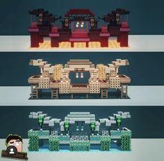 Minecraft Templates, Minecraft Plans, Minecraft Survival, Minecraft Tutorial, Minecraft Blueprints, Minecraft Creations, Minecraft Projects, Minecraft Crafts, Minecraft Stuff