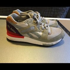 2988a9a4f7e290 Reebok GL 6000 limited edition run Limited edition run. Worn a handful of  times but