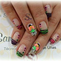 Sexy Nails, Diy And Crafts, Manicure, Nail Designs, Make Up, Nail Art, Margarita, Beauty, Nail Design