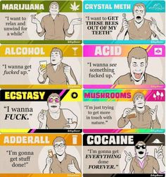 Drogen - und was man von diesen will - http://www.dravenstales.ch/drogen-und-was-man-von-diesen-will/