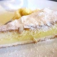 Итальянский бабушкин торт