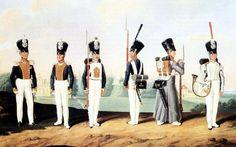1 line infantry regiment 1 pułk piechoty liniowej po 1826 roku 19th Century, Polish, Military, Napoleonic Wars, Studio, Battle, November, Pictures, Toy
