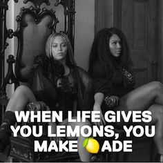 Beyoncé Carter​ #Lemonade feat. Serena Williams