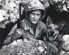 14 Adorable WWII-Era Photos Of Soldiers With Their Pets. If anyone needs to know how to render me utterly useless for a little while, show me pictures of soldiers and their animals.