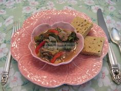Escarole and Sausage Soup