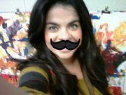 Do you like The Style Bandit's moustache