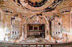 Theatre Ruins Of Detroit
