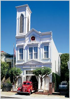 3022 Washington 09.jpg (510×725) the late great John Dickinson rip82,) abode San Francisco firehouse.