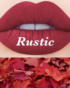 Lime Crime ~ Rustic
