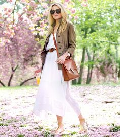 @Who What Wear - Atlantic-Pacific Styles A Chic Pair of Piperlime Outfits for Spring