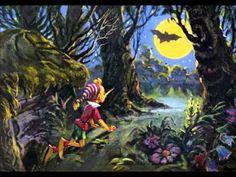 Буктрейлер на книгу А Н  Толстого Приключение буратино или золотой ключик - YouTube