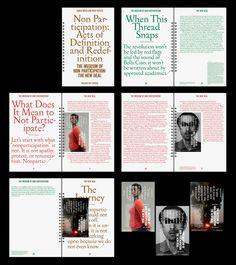 """""""The Museum of Non Participation"""" book by Sang Mun"""
