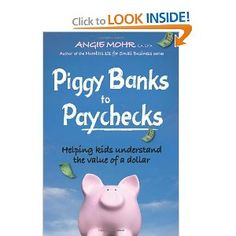 Piggy Banks to Paychecks tackles the subject of money head-on in an easy-to-understand, friendly format. If you are a parent, grandparent, or teacher, or are otherwise involved in helping kids learn financial basics, this book is for you. In its pages, you'll find straightforward answers on saving, spending wisely, investing, and donating. You will find help in setting up an allowance plan for kids along with various methods of tracking savings and evaluating purchases.