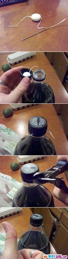 Best Coke + Mentos Prank