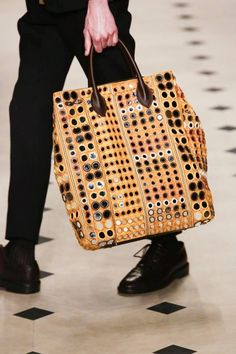 Indian Influences at Burberry Prorsum. Many Thanks to The Russian Fashion Blogger via Facebook xox !!