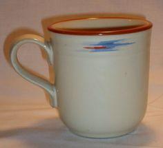 Noritake Stoneware ~ Raindance ~ Coffee Cup Tea Mug ~ Southwest ~ pattern 8675  #Noritake