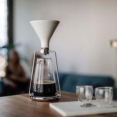 GINA Smart Coffee Instrument