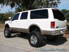 Ford Excursion 7